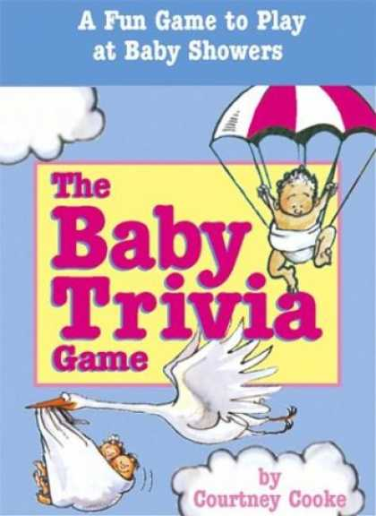 Books About Parenting - The Baby Trivia : A Fun Game to Play at Baby Showers
