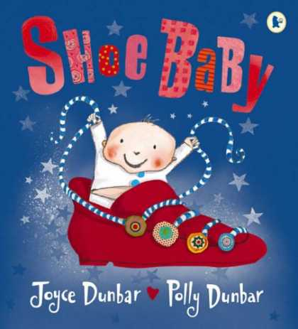 Books About Parenting - Shoe Baby