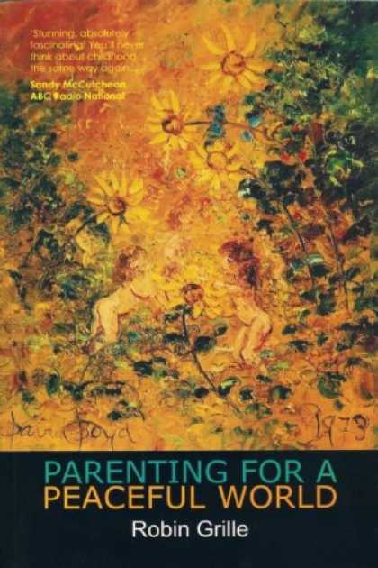 Books About Parenting - Parenting for a Peaceful World