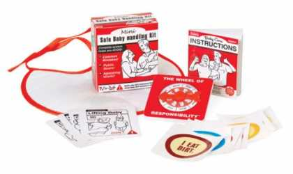 Books About Parenting - The Mini Safe Baby Handling Kit (Mini Kits)