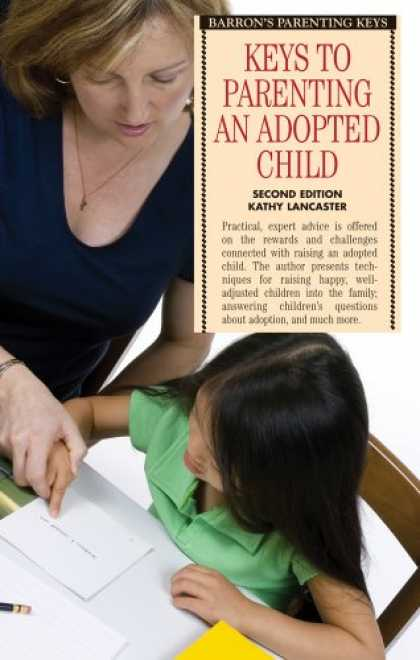 Books About Parenting - Keys to Parenting an Adopted Child (Barron's Parenting Keys)