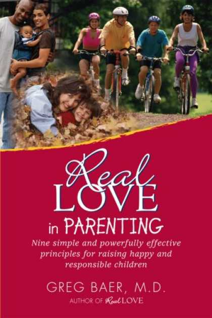 Books About Parenting - Real Love in Parenting