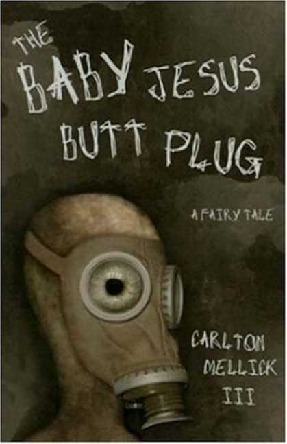 Books About Parenting - The Baby Jesus Butt Plug
