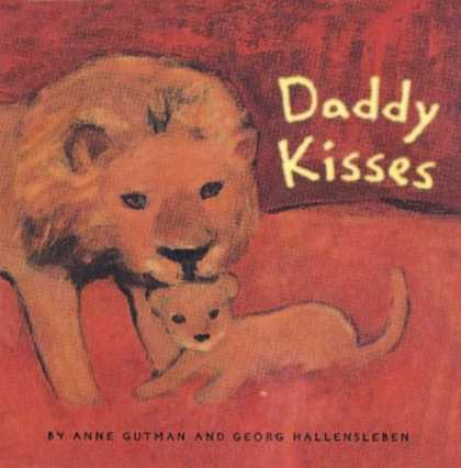 Books About Parenting - Daddy Kisses