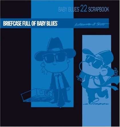 Books About Parenting - Briefcase Full of Baby Blues