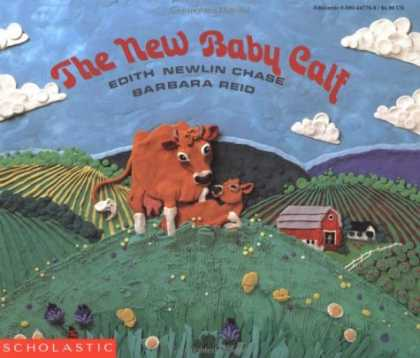 Books About Parenting - The New Baby Calf
