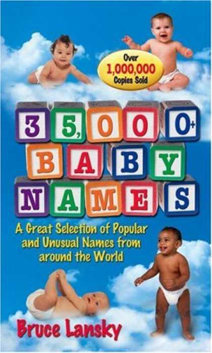 Books About Parenting - 35,000+ Baby Names