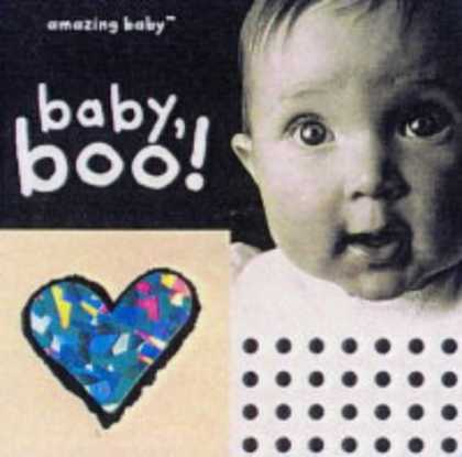 Books About Parenting - Amazing Baby: Baby Boo!