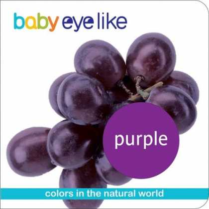 Books About Parenting - Baby Eye Like: Purple