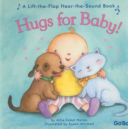 Books About Parenting - Hugs for Baby! (Lift-The-Flap Hear-The-Sound Books)