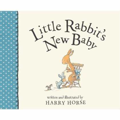 Books About Parenting - Little Rabbit's New Baby