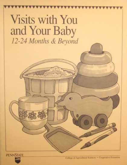 Books About Parenting - Visits with You and Your Baby: 12-24 Months & Beyond