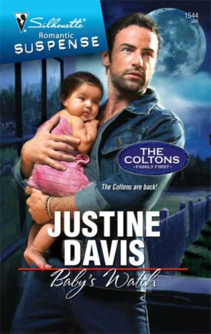 Books About Parenting - Baby's Watch (Silhouette Romantic Suspense)