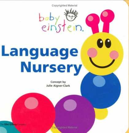 Books About Parenting - Baby Einstein: Language Nursery