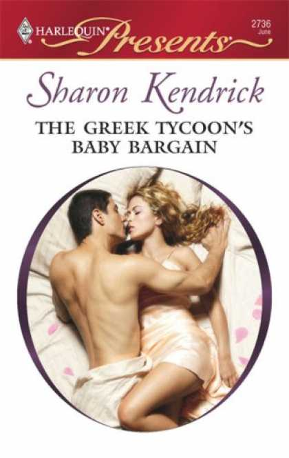 Books About Parenting - The Greek Tycoon's Baby Bargain (Harlequin Presents # 2736)