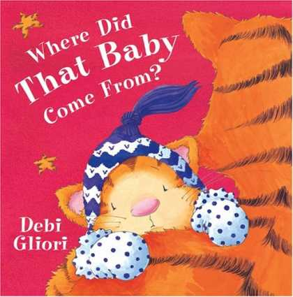 Books About Parenting - Where Did That Baby Come From?