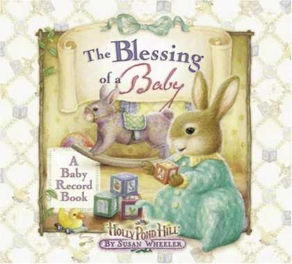 Books About Parenting - The Blessing of a Baby: A Baby Record Book (Holly Pond Hill)