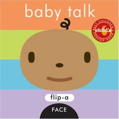Books About Parenting - Flip-a-Face: Baby Talk