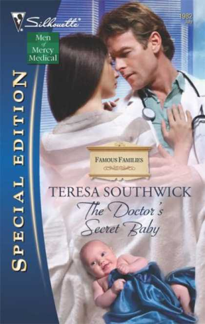 Books About Parenting - The Doctor's Secret Baby (Silhouette Special Edition)