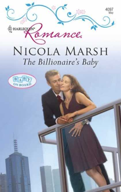 Books About Parenting - The Billionaire's Baby (Harlequin Romance)