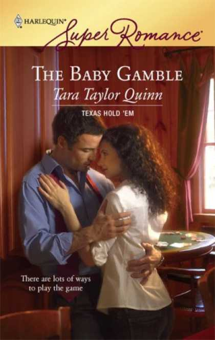 Books About Parenting - The Baby Gamble (Texas Hold'em, Book 1) (Harlequin Superromance, No 1446)