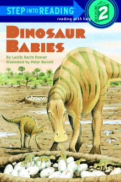 Books About Parenting - Dinosaur Babies (Step-into-Reading: A Step 2 Book)