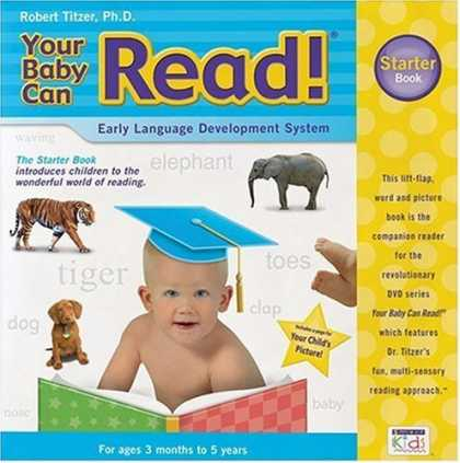 Books About Parenting - Your Baby Can Read! Starter Book: Early Language Development System
