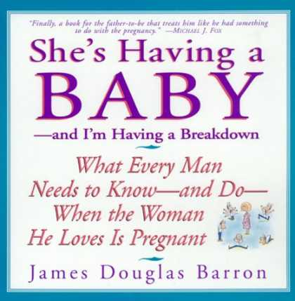 Books About Parenting - She's Having a Baby - and I'm Having a Breakdown