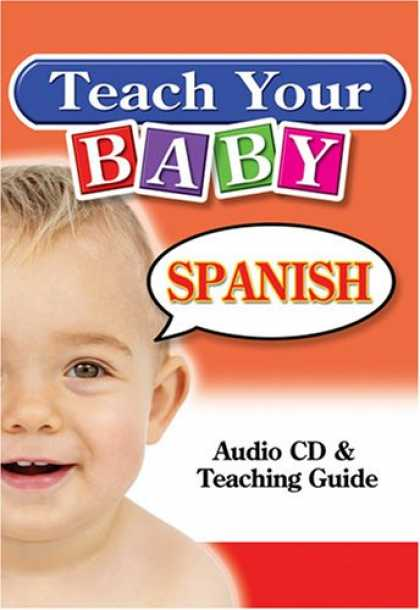Books About Parenting - Teach Your Baby Spanish