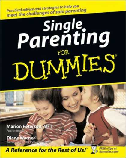 Books About Parenting - Single Parenting for Dummies