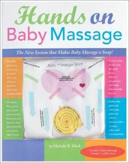 Books About Parenting - Hands On Baby Massage