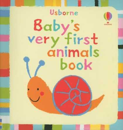Books About Parenting - Baby's Very First Animals Book (Baby's Very First Board Books)