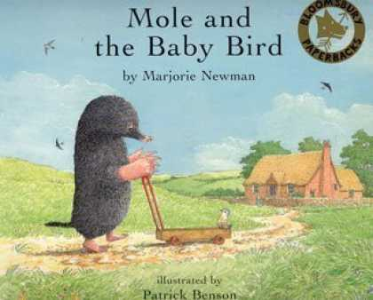 Books About Parenting - Mole and the Baby Bird