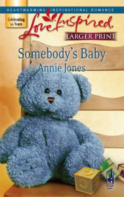 Books About Parenting - Somebody's Baby (Somebody, Book 1)