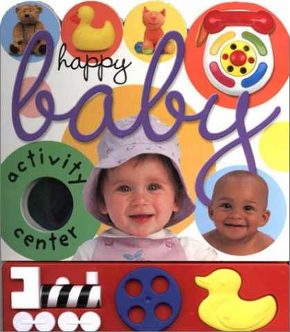 Books About Parenting - Happy Baby: Baby Activity Center