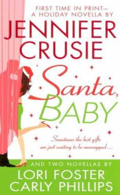 Books About Parenting - Santa, Baby