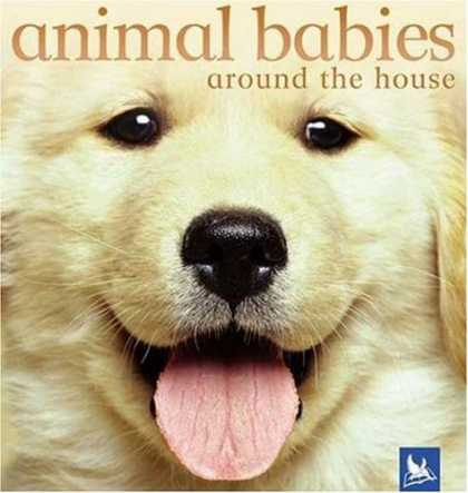 Books About Parenting - Animal Babies Around the House