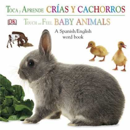 Books About Parenting - Crias Y Cachorros / Baby Animals (Touch & Feel)