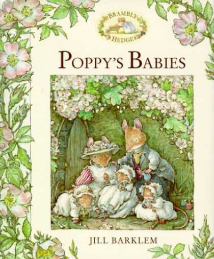 Books About Parenting - Poppy's Babies (Brambly Hedge)