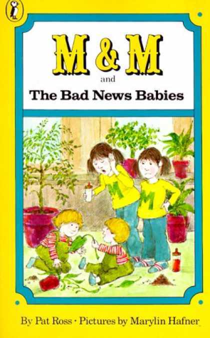 Books About Parenting - M & M and the Bad News Babies