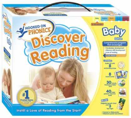Books About Parenting - Discover Reading Baby Deluxe Edition (Boxed Set)