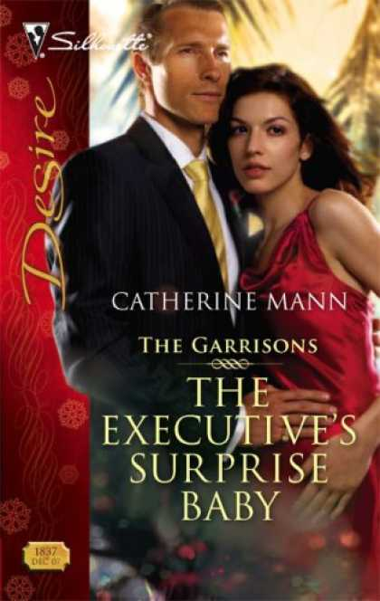 Books About Parenting - The Executive's Surprise Baby (Silhouette Desire)