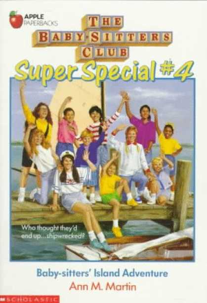 Books About Parenting - Baby-Sitters Island Adventure (Baby-Sitters Club Super Special, 4)