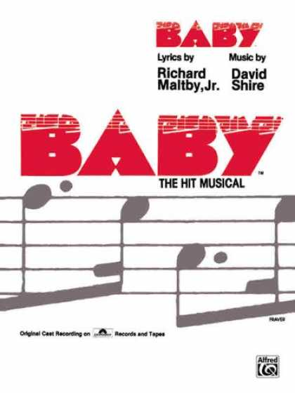 Books About Parenting - Baby: Vocal Selections