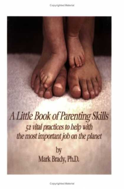Books About Parenting - A Little Book of Parenting Skills