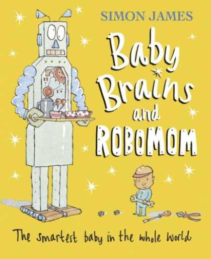 Books About Parenting - Baby Brains and RoboMom