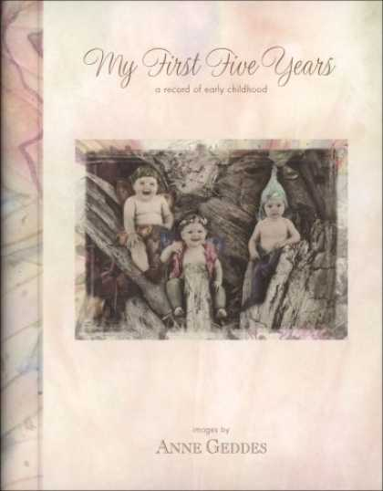 Books About Parenting - My First Five Years - Fairy Edition (Baby Record Book)