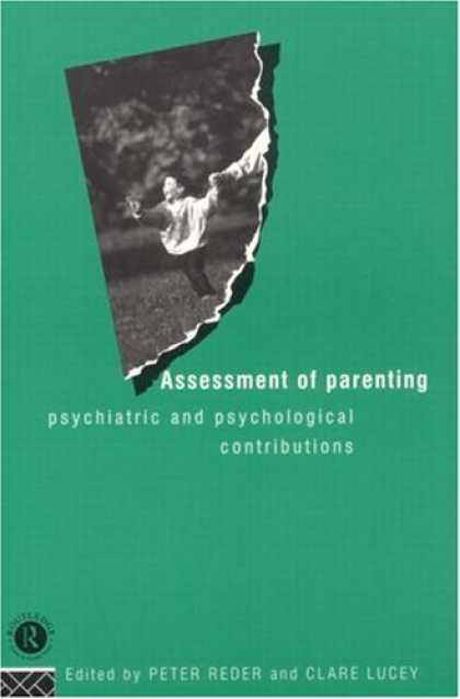 Books About Parenting - Assessment of Parenting: Psychiatric and Psychological Contributions