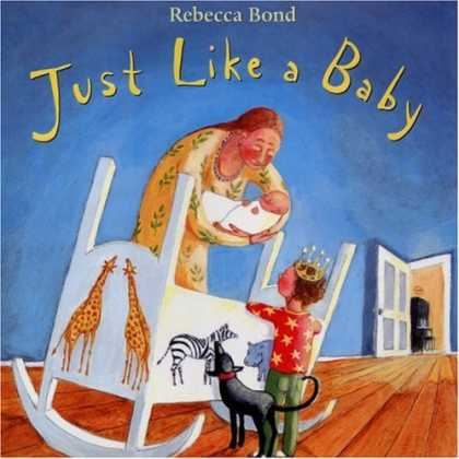 Books About Parenting - Just Like a Baby