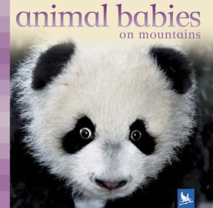 Books About Parenting - Animal Babies on Mountains
